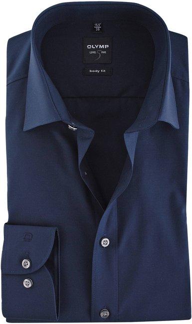 Olymp-Overhemd-Body-Fit-Navy