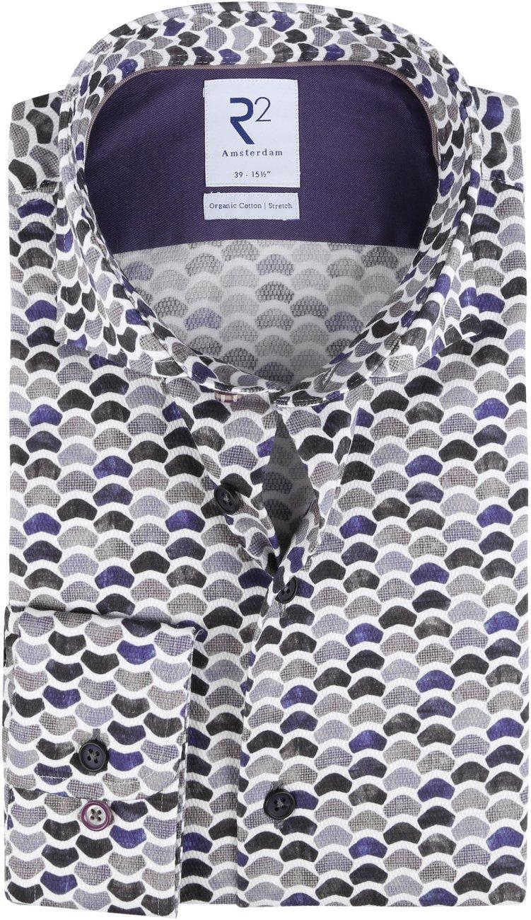 R2-Overhemd-Stoelenprint-Grijs